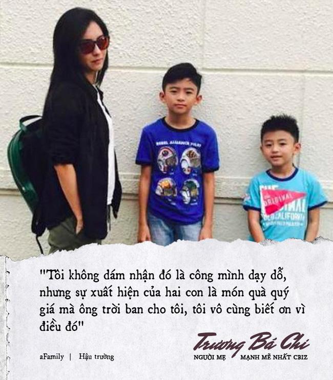 Trương Bá Chi: Bà mẹ nữ cường của Cbiz, 7 năm trời vẫn đau đáu nỗi đau không thể cho con một gia đình đủ đầy cha mẹ - Ảnh 8.