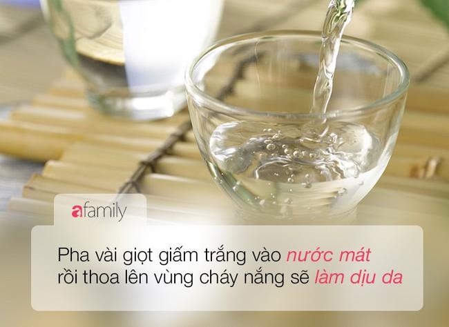 Sữa chua, giấm ăn hay bột ngô chính là liều thuốc để cấp cứu làn da cháy nắng  - Ảnh 10.