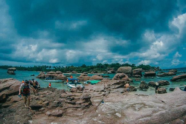 Chia sẻ tỉ mỉ kinh nghiệm đi đảo ngọc Phú Quốc của gia đình Hà Nội 6 người, 4 ngày 3 đêm hết 40 triệu - Ảnh 7.
