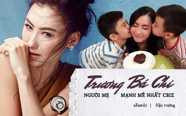Trương Bá Chi: Bà mẹ nữ cường của Cbiz, 7 năm trời vẫn đau đáu nỗi đau không thể cho con một gia đình đủ đầy cha mẹ - Ảnh 9.