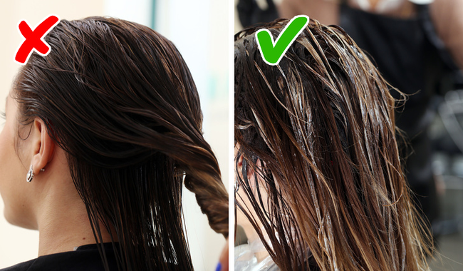 5 sai lầm khiến tóc bị tổn thương nghiêm trọng, hầu như chị em nào cũng đã từng mắc phải mà không hề hay biết - Ảnh 2.