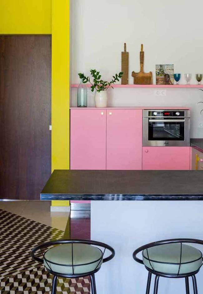 Mẹo trang trí nhỏ khiến ai ai cũng khó lòng rời mắt khỏi căn bếp gia đình bạn - Ảnh 1.