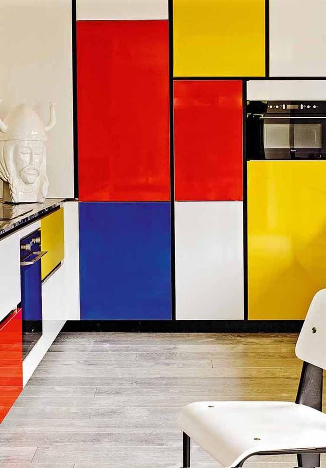 Mẹo trang trí nhỏ khiến ai ai cũng khó lòng rời mắt khỏi căn bếp gia đình bạn - Ảnh 21.