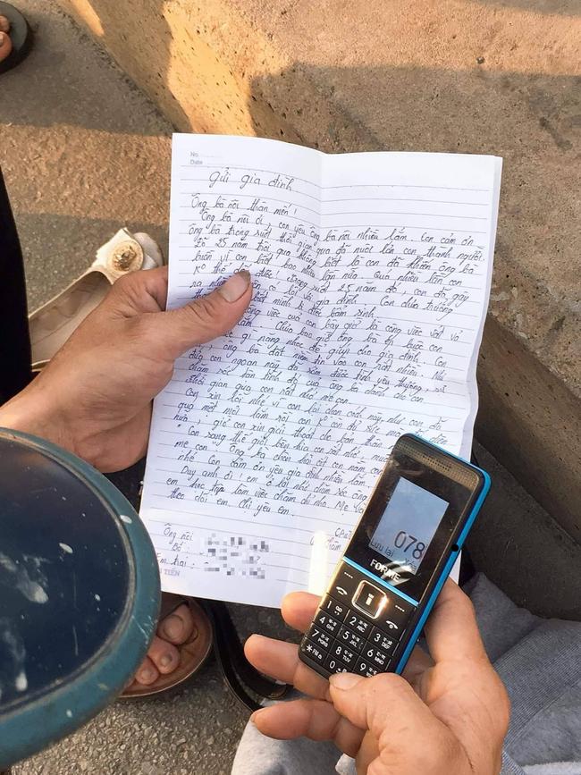 Cô gái trẻ để lại thư tuyệt mệnh, xin lỗi gia đình rồi nhảy cầu Bãi Cháy tự tử  - Ảnh 1.