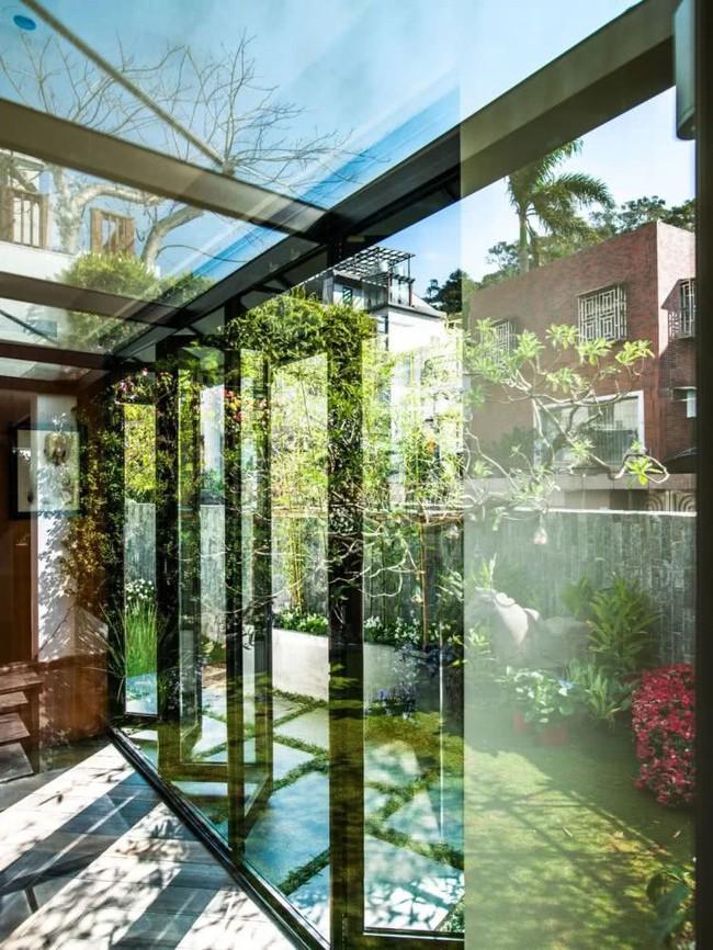 Cặp vợ chồng về hưu chọn cách dưỡng già bằng việc cải tạo không gian 300m² thành khu vườn ngập tràn thiên nhiên - Ảnh 7.