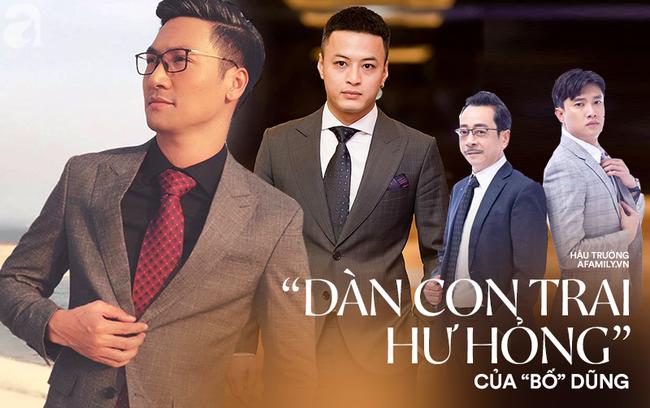 Đọ ngoại hình dàn con trai hư hỏng của NSND Hoàng Dũng: Quốc Trường (Về nhà đi con) nổi bần bật bên loạt nam thần đình đám của truyền hình Việt, quan trọng là yếu tố đặc biệt này  - Ảnh 1.