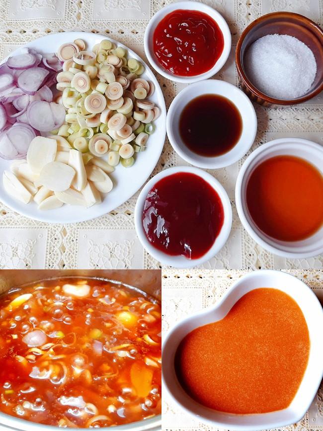 Bữa tối ngon đẹp như nhà hàng với món gà cuộn rau củ nướng thơm phức - Ảnh 2.
