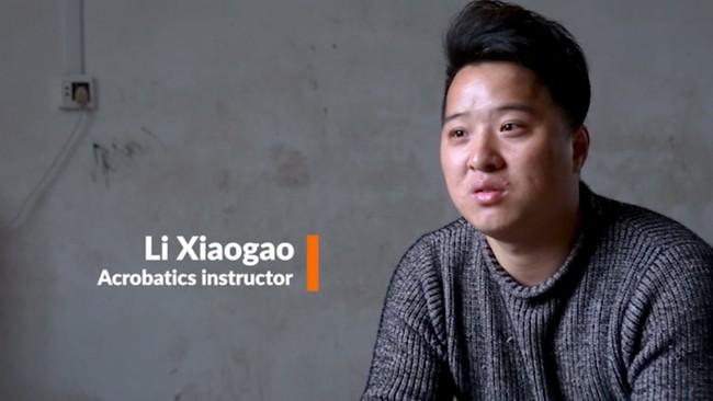 Những đứa trẻ kiếm sống bằng nghề nhào lộn ở Trung Quốc: Không gia đình, không được đến trường nhưng không thôi hy vọng  - Ảnh 1.
