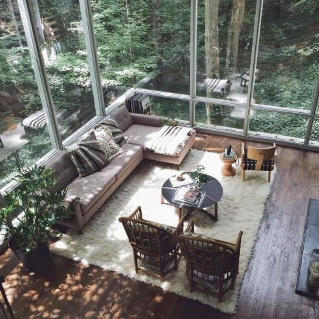 Để căn phòng mình sinh sống có tầm nhìn đẹp, hãy thử những mẹo cực hay sau - Ảnh 11.