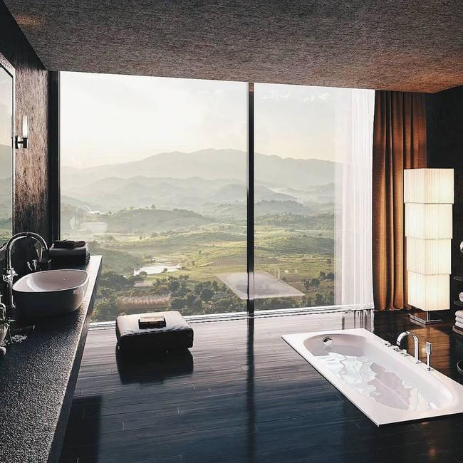 Để căn phòng mình sinh sống có tầm nhìn đẹp, hãy thử những mẹo cực hay sau - Ảnh 3.