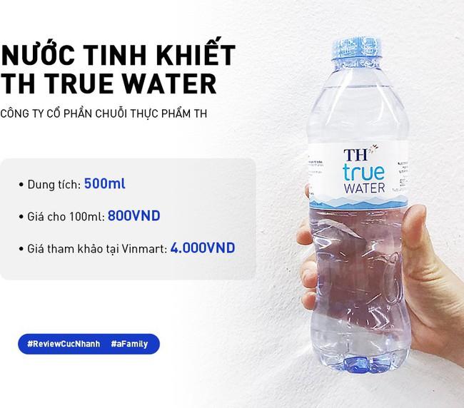 Review cực nhanh các loại nước khoáng: Có chai đắt bằng 1 bát phở, giá ở các cửa hàng chênh nhau đến vài nghìn - Ảnh 2.