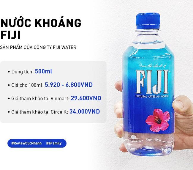 Review cực nhanh các loại nước khoáng: Có chai đắt bằng 1 bát phở, giá ở các cửa hàng chênh nhau đến vài nghìn - Ảnh 10.