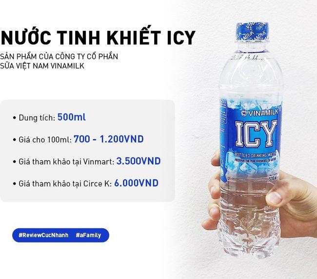 Review cực nhanh các loại nước khoáng: Có chai đắt bằng 1 bát phở, giá ở các cửa hàng chênh nhau đến vài nghìn - Ảnh 1.