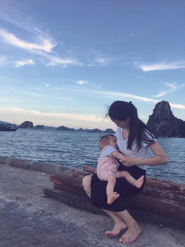 Hành trình mang thai nghẹt thở, tim thai có khi đập 300 lần/phút, phải mổ đẻ gấp của mẹ bầu Hà Nội - Ảnh 12.