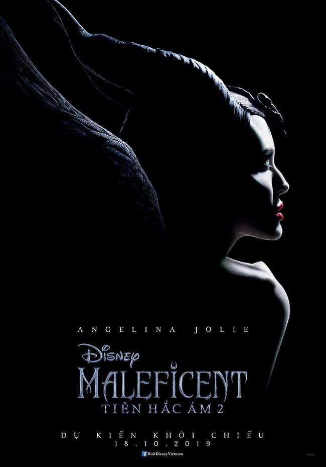Angelina Jolie xinh đẹp và đáng sợ gấp bội trong trailer mới của Tiên Hắc Ám 2 - Ảnh 2.