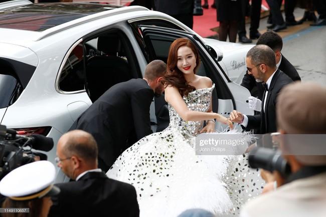 Muốn lịm đi với màn tập hợp váy công chúa ngày khai mạc Cannes 2019, bộ nào cũng bồng bềnh thần tiên quá đỗi - Ảnh 8.