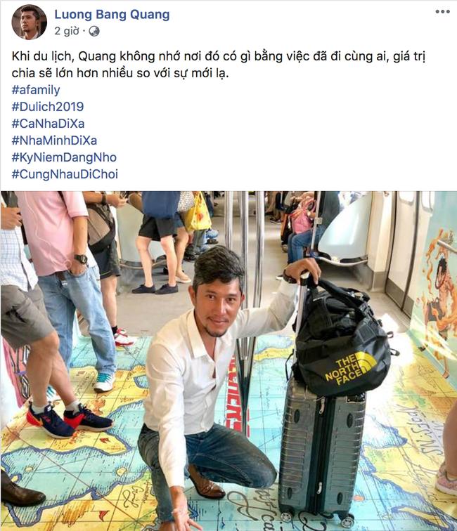 Lương Bằng Quang tiết lộ về chuyến du lịch dự định đi cùng Ngân 98 nhưng không thành, chưa yêu người mới vì lý do này - Ảnh 1.