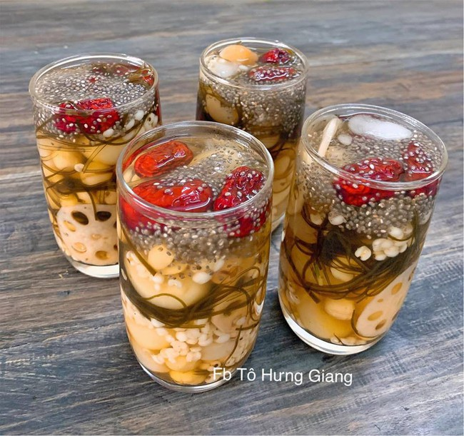 Cứ nắng nóng lại nấu chè sâm bổ lượng, đây là cách Hot Facebooker Tô Hưng Giang giúp cả nhà giải nhiệt ngày hè - Ảnh 6.