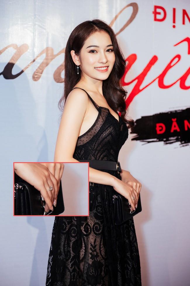 Rộ nghi vấn Dương Khắc Linh đã đính hôn bạn gái Ngọc Duyên từ chi tiết này - Ảnh 2.