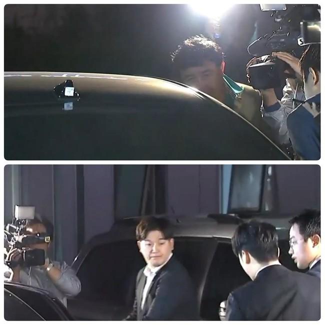 Giữa chảo lửa tranh cãi, hình ảnh bố Seungri chờ sẵn ở xe để đón con trai sau khi tòa hủy lệnh bắt gây chú ý - Ảnh 4.