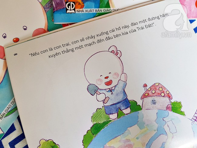 Bộ sách về 8 bài học giới tính đầu tiên trẻ cần được học ngay từ khi 2 tuổi, mọi cha mẹ đều nên tham khảo - Ảnh 3.