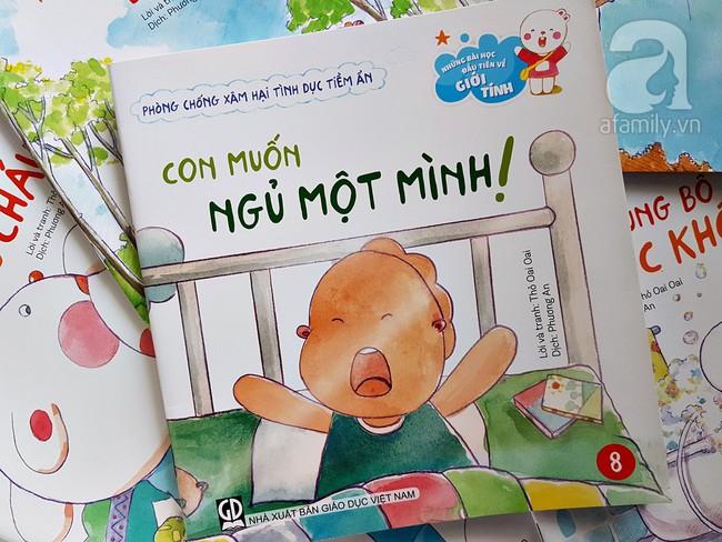 Bộ sách về 8 bài học giới tính đầu tiên trẻ cần được học ngay từ khi 2 tuổi, mọi cha mẹ đều nên tham khảo - Ảnh 7.