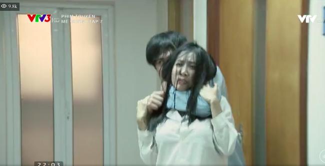 Mê cung tập 7: Fedora - Doãn Quốc Đam ôm bom giết mẹ không thành, cô gái xinh đẹp thoát chết trong gang tấc - Ảnh 6.