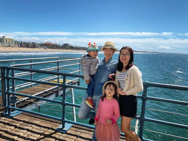 34 ngày và hành trình nước Mỹ của gia đình trẻ: Khoảng thời gian tuyệt vời hâm nóng lại tình cảm gia đình - Ảnh 1.
