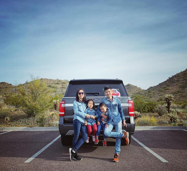34 ngày và hành trình nước Mỹ của gia đình trẻ: Khoảng thời gian tuyệt vời hâm nóng lại tình cảm gia đình - Ảnh 7.