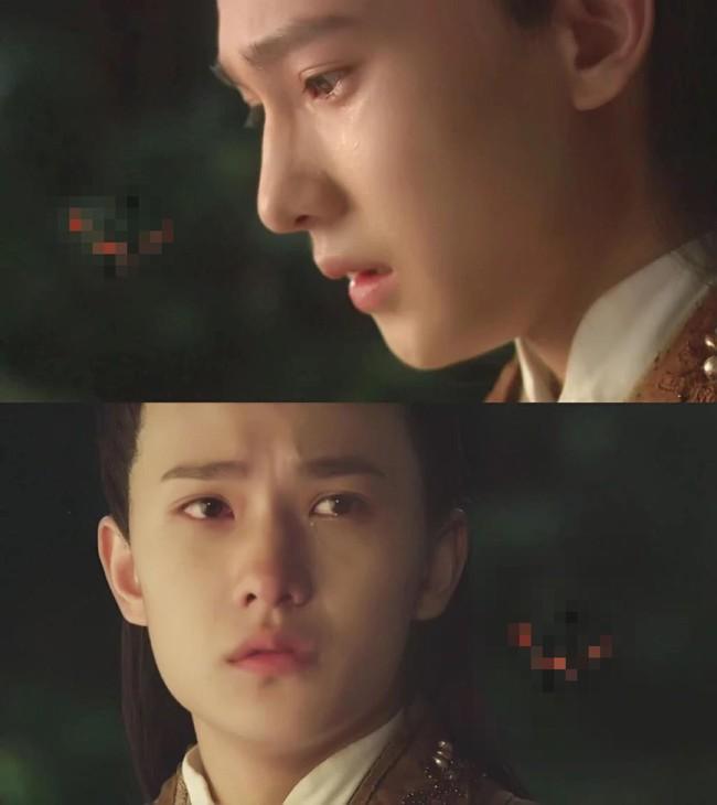 """Khi nam thần Hoa ngữ khóc đến """"quên trời quên đất"""": Đặng Luân khóc thành mắt hai mí, Hoàng Cảnh Du rơi cả nước miếng - Ảnh 7."""
