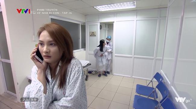 Về nhà đi con tập 26: Thư uất nghẹn lao đến viện phá thai, không ngờ đây là người tiết lộ mọi chuyện cho Vũ - Ảnh 5.