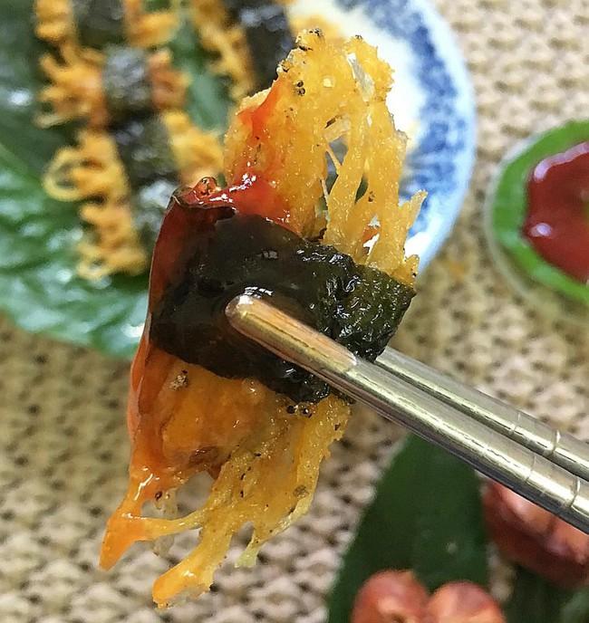 Trời nắng như rang, thử món cá ngần mềm như bún, trong như thủy tinh thanh mát - Ảnh 8.