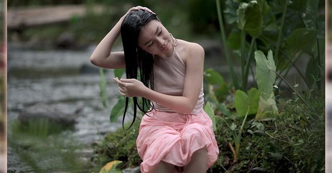 Hình ảnh Trà My trong phim Người Vợ Ba - Ảnh 4.