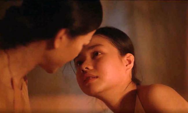 Cảnh nóng trong phim Người Vợ Ba  - Ảnh 6.
