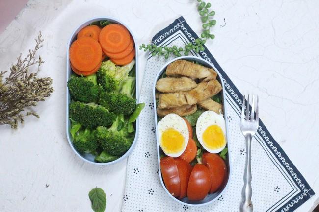 Thực đơn bữa trưa giảm cân đơn giản - Ảnh 6.
