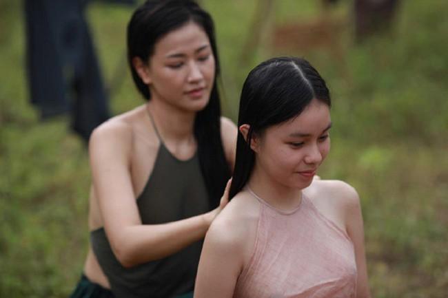 Maya và Trà My trong phim Người Vợ Ba  - Ảnh 5.