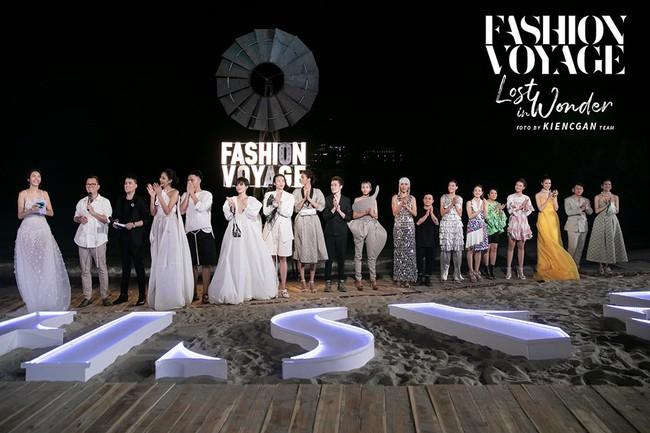 Show diễn Fashion Voyage vừa kết thúc, Lê Thuý cùng dàn mẫu đã lên tiếng tố BTC đối xử tệ và bất công - Ảnh 9.
