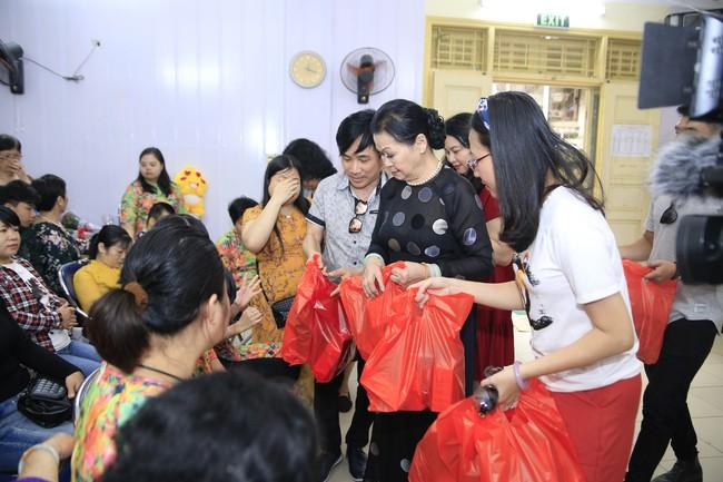 Khánh Ly xúc động khi nghe các em nhỏ khuyết tật hát nhạc Trịnh Công Sơn  - Ảnh 10.