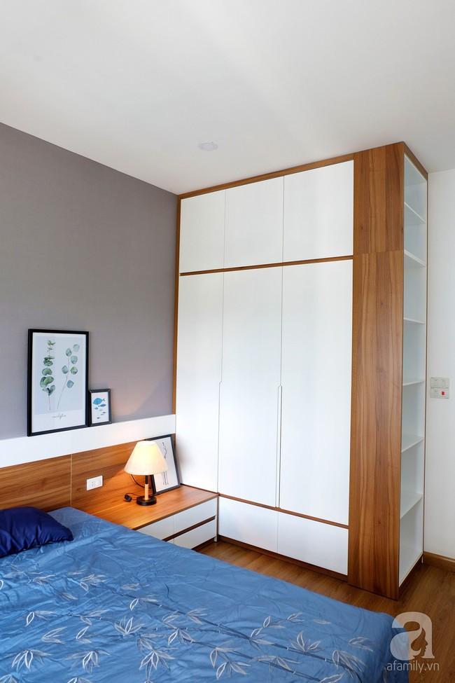 Căn hộ 78m² với 3 phòng ngủ có chi phí thi công 262 triệu đồng ở Long Biên, Hà Nội - Ảnh 11.