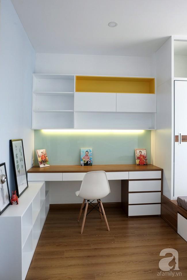 Căn hộ 78m² với 3 phòng ngủ có chi phí thi công 262 triệu đồng ở Long Biên, Hà Nội - Ảnh 17.