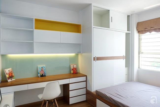 Căn hộ 78m² với 3 phòng ngủ có chi phí thi công 262 triệu đồng ở Long Biên, Hà Nội - Ảnh 16.