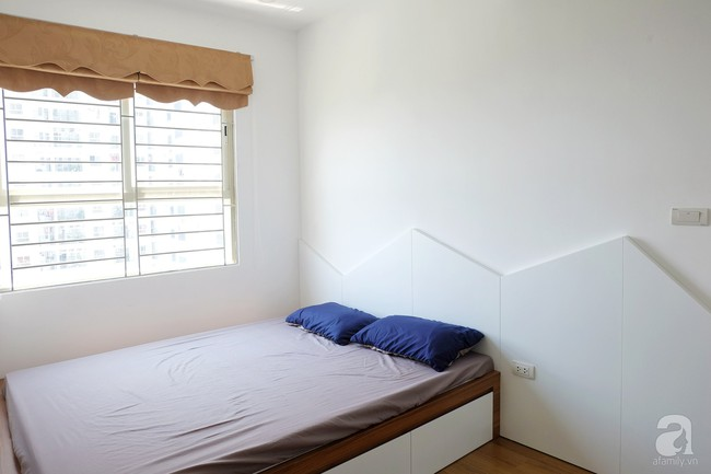 Căn hộ 78m² với 3 phòng ngủ có chi phí thi công 262 triệu đồng ở Long Biên, Hà Nội - Ảnh 19.