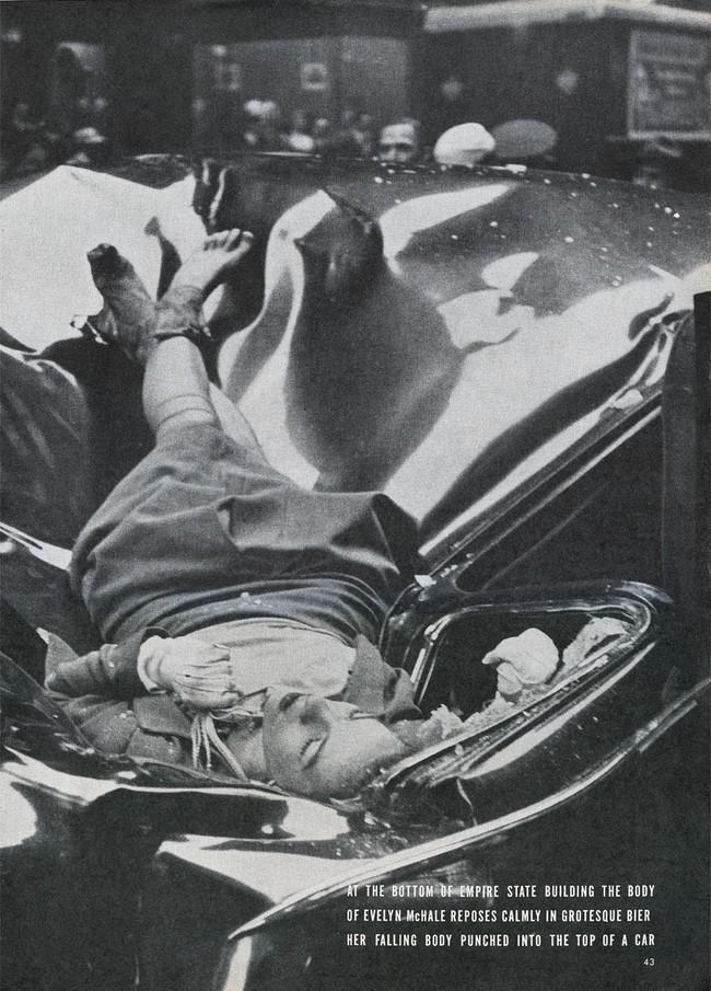 Câu chuyện đằng sau bức ảnh tự tử đẹp nhất mọi thời đại khiến nhiều người không khỏi xót xa - Ảnh 1.