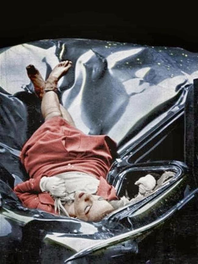 Câu chuyện đằng sau bức ảnh tự tử đẹp nhất mọi thời đại khiến nhiều người không khỏi xót xa - Ảnh 6.