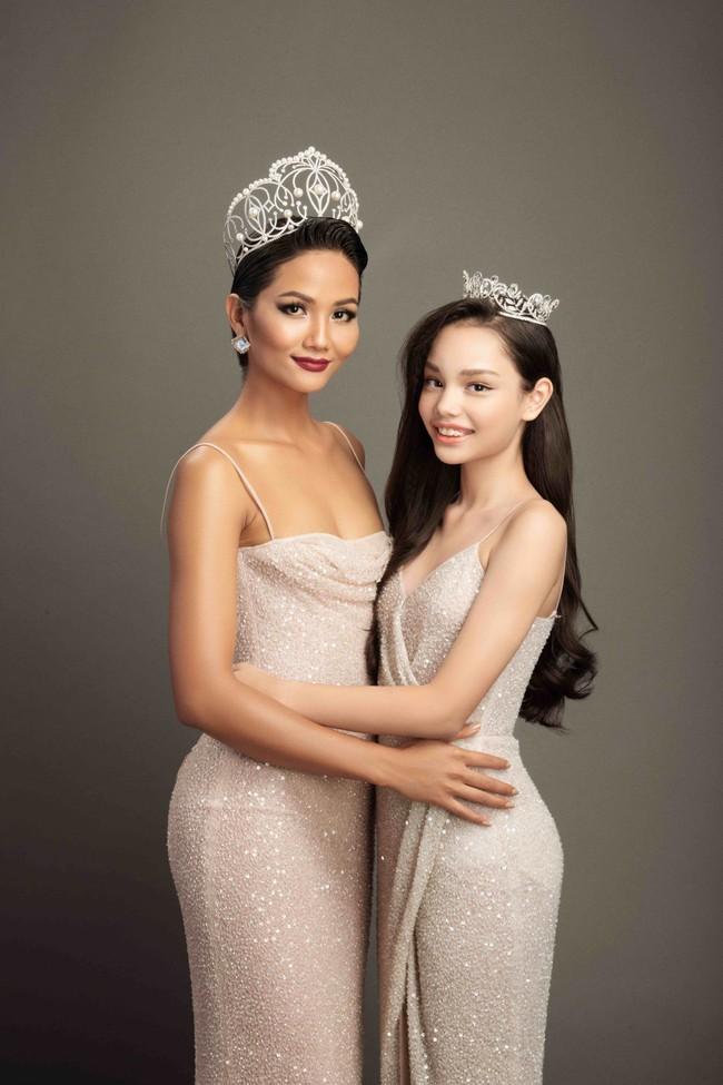 Top Hoa hậu tạo nên kỳ tích Hương Giang, Phương Khánh, HHen Niê xuất hiện trong bộ ảnh đặc biệt của Xuân Lan - Ảnh 7.