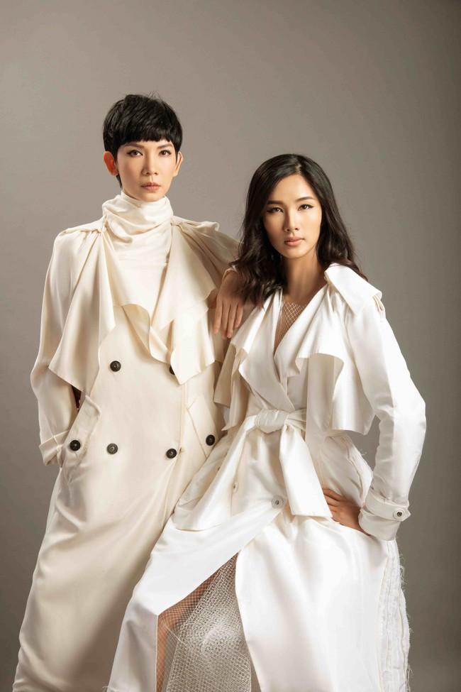 Top Hoa hậu tạo nên kỳ tích Hương Giang, Phương Khánh, HHen Niê xuất hiện trong bộ ảnh đặc biệt của Xuân Lan - Ảnh 13.