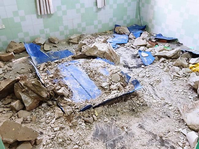 Thông tin mới vụ 2 thi thể trong khối bê tông: Một nạn nhân bỏ trốn bằng cách nhảy lầu - Ảnh 2.