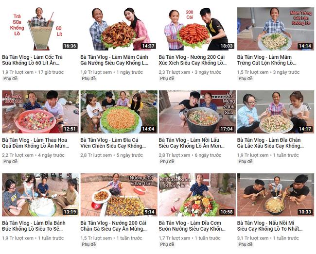 Món ăn khổng lồ của bà Tân Vlog - Ảnh 4.