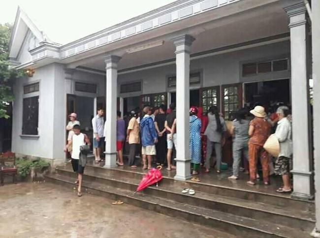 Quảng Trị: Đi làm ruộng thuê kiếm tiền nuôi con, người phụ nữ bị sét đánh tử vong - Ảnh 2.