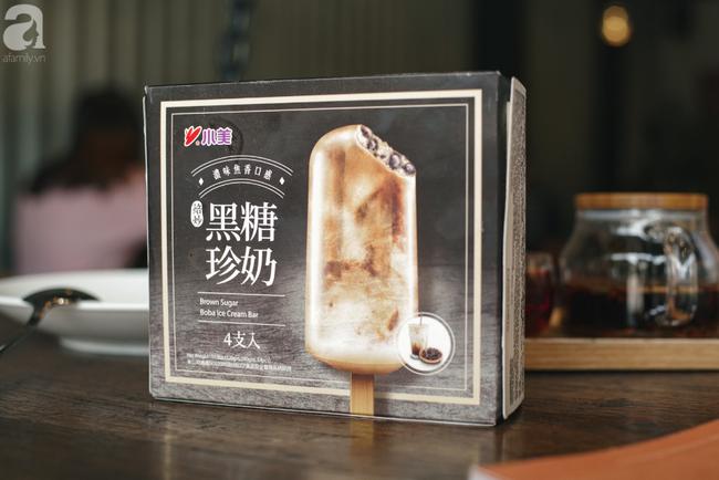 Ăn thử kem sữa tươi trân châu đường đen đang hot từ Nam ra Bắc, liệu có hấp dẫn như quảng cáo? - Ảnh 5.